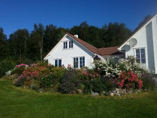 Attractive cottage with a large water property, Vindafjord Municipality