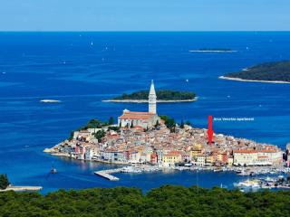 Apartment Arco Vecchio in Rovinj centre - Old Town