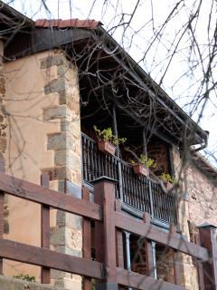 Acogedora casa en cabranes