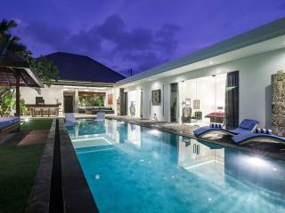 SEMINYAK modern villa with large swimming pool
