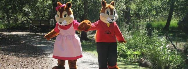 Our park Mascots