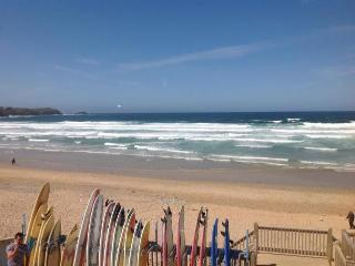 Fistral Studio 5 minutes from Fistral Beach, Newquay