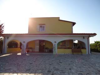 Villa Francesca vista mare in pieno relax