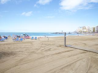 Apartamento en la playa de Las Canteras.