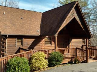 """Smoochin Moose""-4BD 4BA, Pigeon Forge"