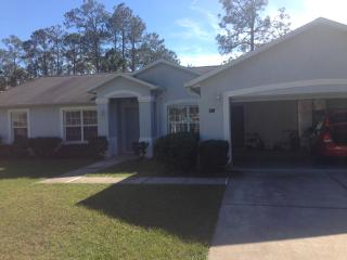 Master bedroom in 3  Bedroom House, Palm Coast