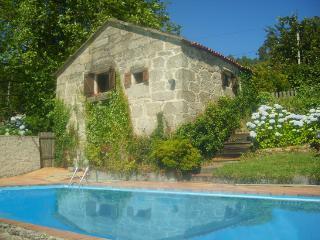 Casa tradicional gallega Bueu