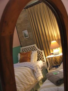 A Twin-share room... Mureybet has two Twin-share rooms and a Queen sized Bedroom