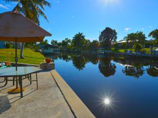 Waterfront Tropical Paradise in Cape Coral
