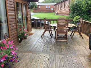 3 Bedroom Lodge at St Minver Cornwall for Hire