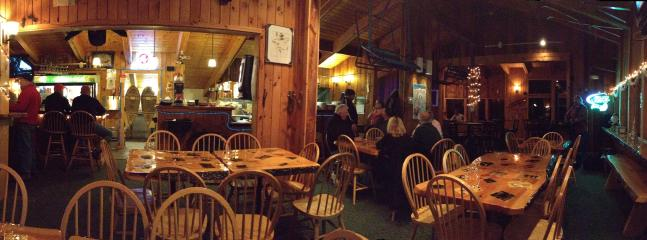 Waterville Ski Lodge & Bar.