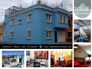 Híbrido Hostal, Guatemala City
