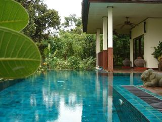 Gecko Villa  Full Board rural Thai pool villa, Udon Thani