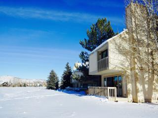 NEWLY REMODELED 3BR/3BA SKI TOWN HOME w/ 7-person HOT TUB...close to everything, Park City