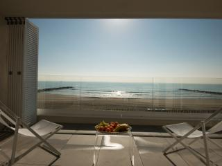 Spectacular flat on the beach, Carnon