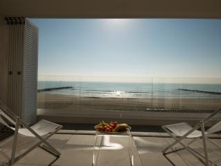 Spectacular flat on the beach, Carnon