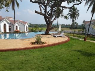 Fully Furnished Studio Apartment in Siolim, Morjim