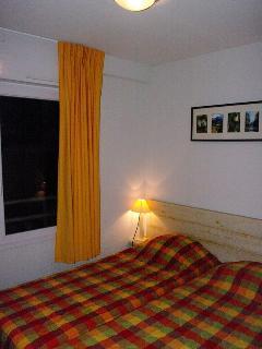 Chambre (2 lits côte à côte - fait à l'italienne possible)