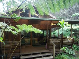 Hale Iki - Honeymoon Chalet, Volcano - Hawaii, Vulcão