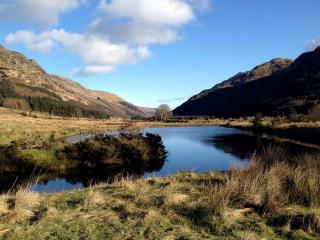 Ruskin Lodge Argyll   Pucks Glen