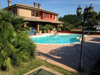 Appartamento in Villa con piscina e giardino, Pesaro