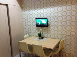 Fully furnished simple one bedroom, Quezon City