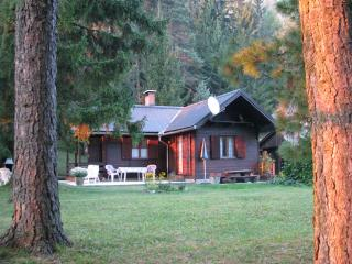 Holiday Home Klinar, Gozd Martuljek