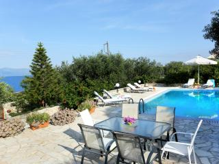 Villa Ilios, Paxos - 3 bedrooms with private pool & Wi-Fi