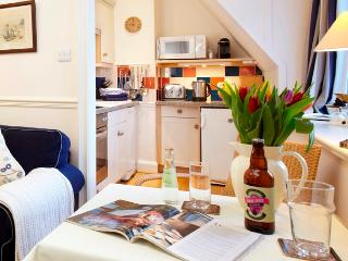 Dining kitchen overlooking Wharfedale