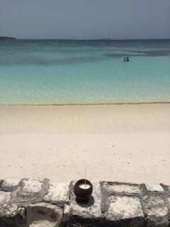Long Bay, our local beach