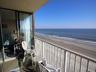 Great location, nice oceanfront view,Sands Beach Club #814 Myrtle Beach SC