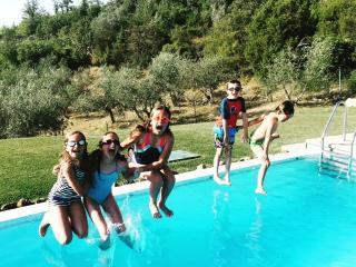 Luxury Villa in Chianti, perfect for families, Gaiole in Chianti