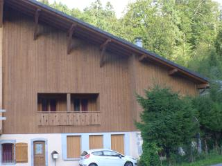 Samoens Sixt newly renovated farmhouse 160 m2, 4 minutes to Grand Massif Express