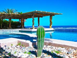 Beachfront Villa with Private Pool - Golf Discounts and Meal Chef Services!, La Paz