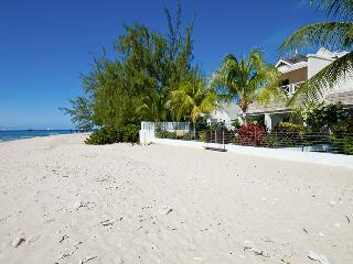 Impeccable beachfront villa with incredible views