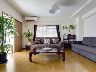 3Bd Maisonette w/parking JR 1 min, Osaka