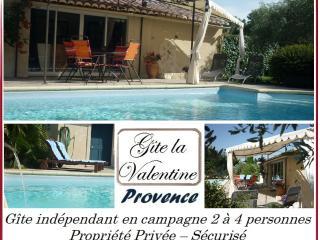 Location Provence avec piscine, Bedarrides