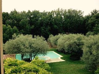 Mas des Oliviers. 4 personnes, piscine., Fuveau