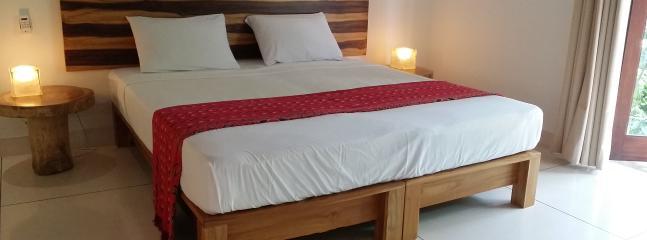 slaapkamer 3 - kan ook als 2 eenpersoons bedden worden op gemaakt