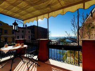 Ca' Vida - charming flat with terrace with wonderful view, Veneza