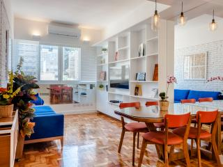 Pleasant 2 Bedroom Apartment Nestled in Ipanema, Río de Janeiro