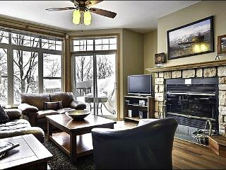 Lovely Views of Mont Tremblant & Village - Spacious Layout and Tasteful Decor (6023)