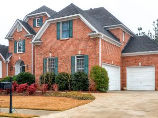 New Listing! Massive 4BR Dacula House w/Wifi, Large Private Deck & Gorgeous Golf Course Views - Less that a Mile from Many Excellent Dining, Shopping & Entertainment Options!
