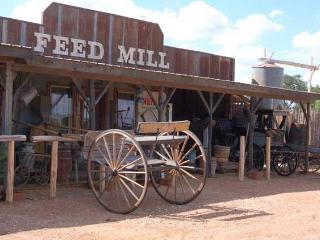 Feedmill at River Road Ranch - Country Property