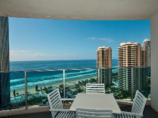 2 BR APT Ocean Views at  H Residence GCPA, Surfers Paradise