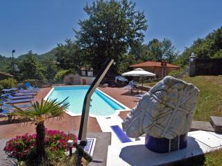 Villa Morelli Gualtierotti, Art Nouveau Villa with 8 bedrooms and Private Pool