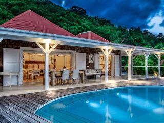 Villa Eden Island, 3 bedroom, Gustavia