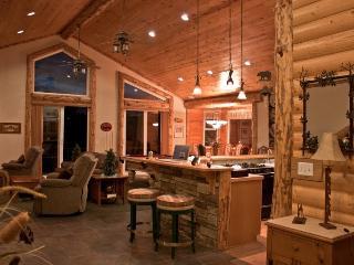 Luxury Lakeview Castle Glen Estate, Big Bear Lake