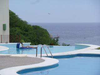 Ocean views and Steps from the Pool, Huatulco