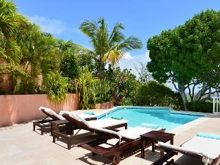 1 Bedroom Caribbean Style Villa in St. Barts overlooking Grand Cul de Sac, Grand Cul-de-Sac